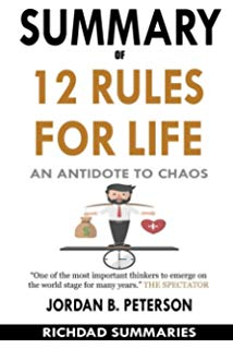 12 Rules Life Antidote Chaos ebook