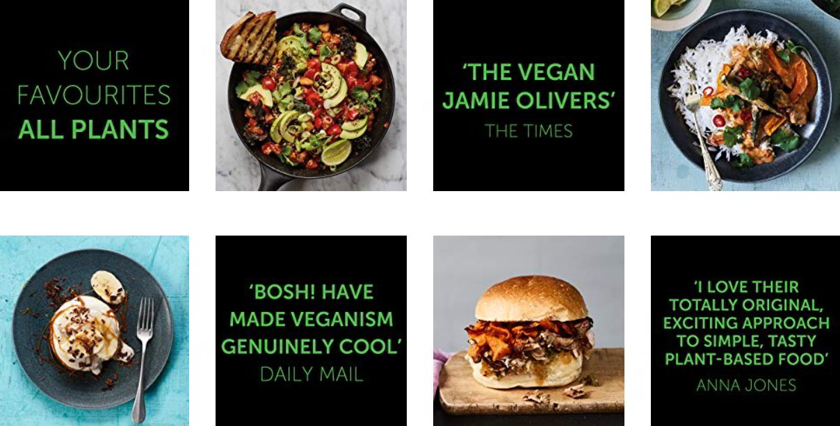 Bish Bash Bosh The Brand New Sunday Times Besteller From